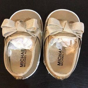 Michael Kors Baby Shoes